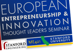 European Entrepreneurship & Innovation Thought Leaders Seminar